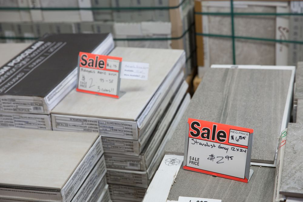 Tile Bargain Barn | Closeout Pricing | Cheap Tile | Ceramic | Glass ...